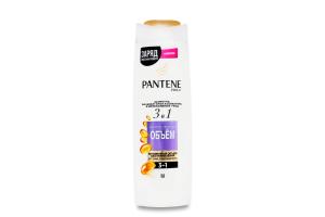 Шампунь Pantene Pro-V Додатковий об`єм 3в1 360мл