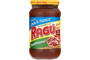 Ragu Pizza Quick Sauce Traditional