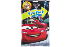Play Pack Grab & Go! Disney Pixar Cars 2