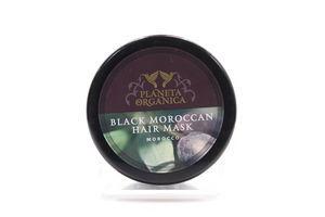 Маска для волос Морокканская черная Planeta organica 300мл