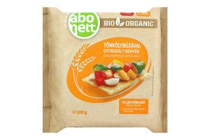 Хлебцы органические из спельты безглютеновые Abonett м/у 100г