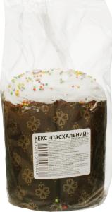 Кекс Пасхальний ТДВ Запорізький хлібозавод №5 м/у 230г