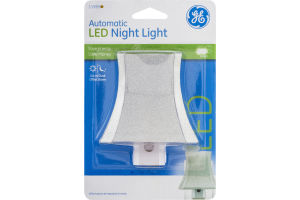 GE Automatic LED Night Light