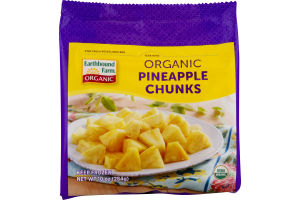 Earthbound Farm Organic Pineapple Chunks