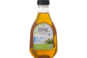 Nature's Promise Organic Blue Agave Nectar