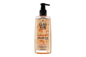 Бальзам-гель для волосся Відновлення Невагомий Gliss Kur 200мл