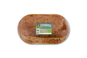 Батон подовий нарізний Терновський Хліб Токмака м/у 450г