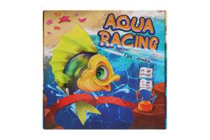 Гра настільна для дітей від 4років №30416 Aqua Racing Strateg 1шт