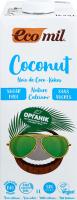 Молоко кокосовое Ecomil т/п 1л