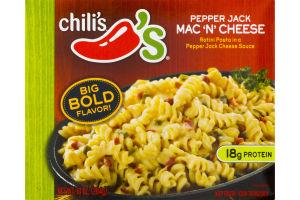 Chili's Pepper Jack Mac 'N' Cheese