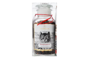 Чай черный ароматизированный Чеширский кот Teahouse с/б 125г