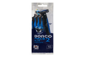 Станки для бритья мужские Dorco 2 лезвия