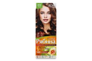 Крем-фарба для волосся Avena Рябина №014 Acme Color 1шт
