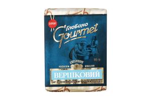 Сыр плавленый 50% Вершковий Gourmet Глобино м/у 90г