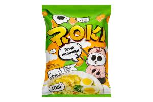 Рамен быстрого приготовления со вкусом свинины Roki м/у 105г