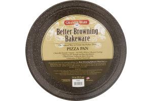 Granite-Ware Better Browning Bakeware Pizza Pan
