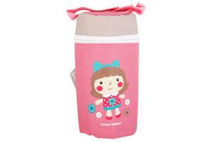 Термоупаковка м'яка Toys рожева (лялька) 69/008_pin