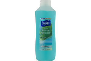 Suave Essentials Shampoo Ocean Breeze