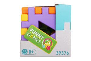 Игрушка для детей от 12мес №39376 Magic cube Tigres 1шт