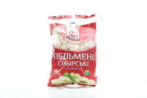Пельмені ял.,свин.Сибірські Дригало 1кг