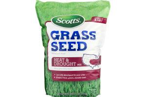 Scotts Grass Seed Heat & Drought Mix