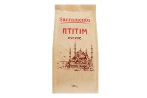 Кускус из твердых сортов пшеницы Птитим Sacramento м/у 500г