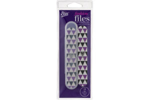 Etos Fashion Files With Protective Case - 2 CT