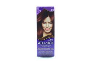 Крем-краска для волос Wellaton Махагон №5/5 Wella