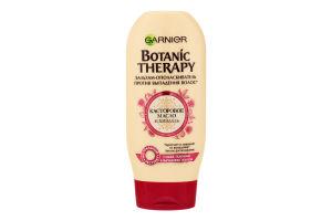 Бальзам-ополаскиватель против выпадения волос Касторовое масло и миндаль Botanic therapy Garnier 200мл