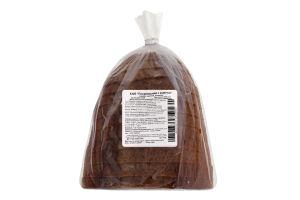 Хліб половинка в нарізці подовий Покровський з кмином Кріворіжхліб м/у 300г