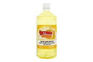 """""""ЧЭ"""" Средство для мытья полов, плитки, стен и обоев """"Лимон"""" 1л"""