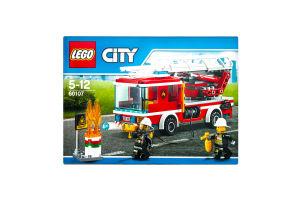 LEGO® City Пожарная машина с выдвижной лестницей 60107