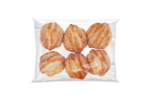 Изделие мучное из листового дрожжевого теста Мини с печенью Бейкері Фуд Індастрі кг