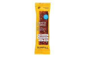 Батончик Манго-кокос SunFill м/у 35г
