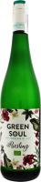Вино 0.75л 11% біле напівсолодке Riesling Green Soul пл