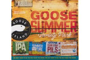 Goose Island Beer Goose Summer Variety Pack - 12 PK