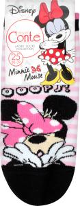Шкарпетки Conte Disnep жіночі 25 17С-129СПМ