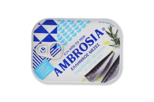 Сардина в олії Ambrosia з/б 105г