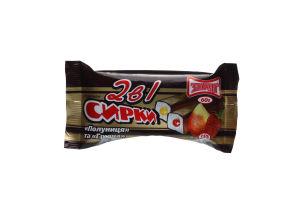Сирки Злагода глазуровані 2в1 Полуниця-груша 15% 60г х18