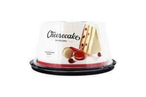 Торт Cheesecake raspberry Nonpareil п/у 0.55кг
