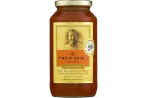 Mario Batali Pasta Sauce Marinara