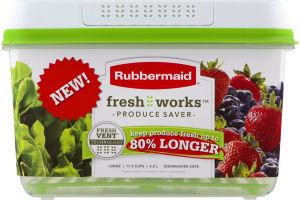 Rubbermaid FreshWorks Produce Saver Large