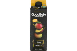 GoodBelly Probiotics Juice Drink Mango