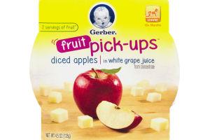 Gerber Fruit Pick-Ups Diced Apples
