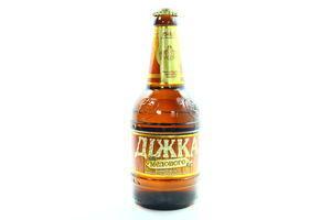Пиво Діжка медового світле фільтроване пастеризован 0,5л