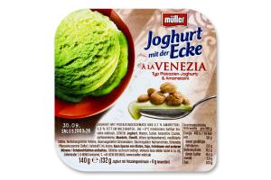 Йогурт 3.8% A la Venezia Müller ст 140г