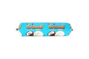 Морозиво Grandi Кокос з кокосовим наповнювачем туба Laska 500г
