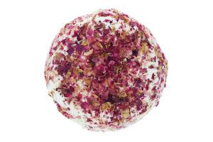 Сир 42.24% м'який з білою пліснявою Дзвінка з трояндою Сироман кг