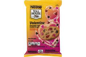 Nestle Toll House Chocolate Chip Cookie Dough Valentine