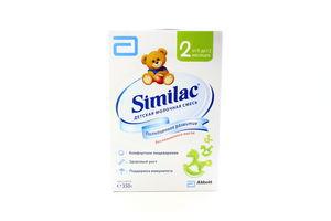 Смесь детская молочная 2 Similac 350г